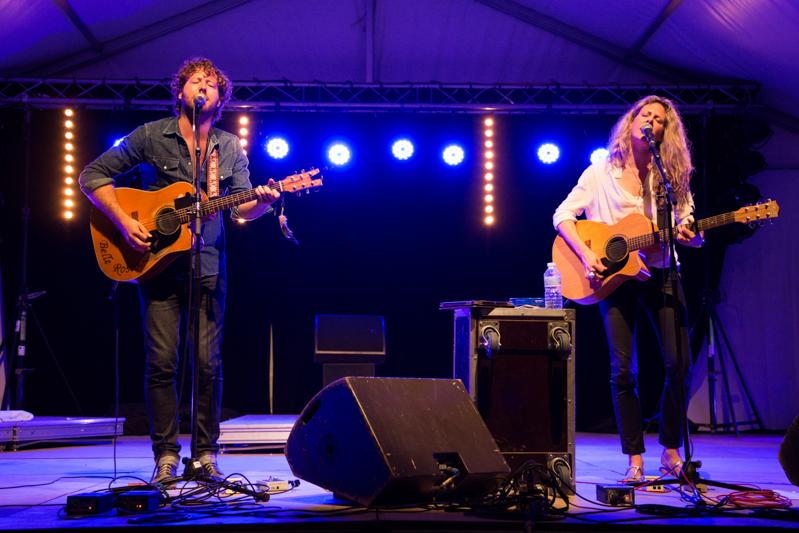 festival artistes en fete, belle roscoe, aurelie cassin, mas d'agenais