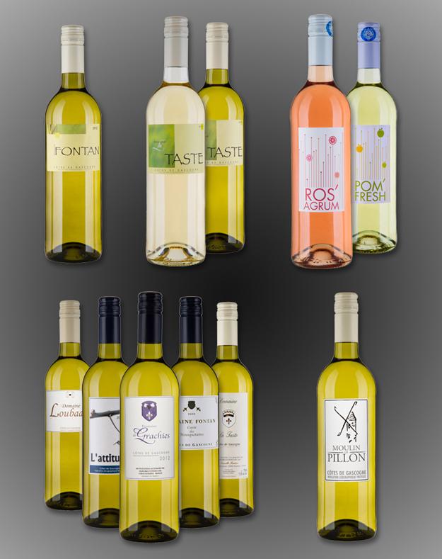vignobles fontan, photographe packshot gers, photographe bouteilles gers, aurélie cassin