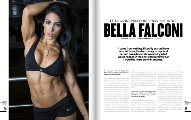 Itv Bella falconi fit&firm aout 2014 page 1-ok