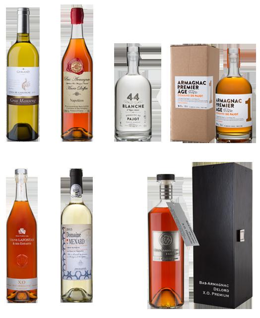 photo bouteilles gers packshot gers